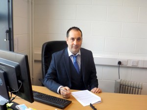 School Principal Mr Kevin Duffy